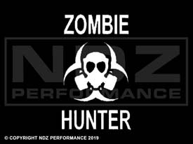 864 - Zombie Hunter Gasmask